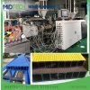 (Midtech Industry) Plastic HDPE/PE Ocean Marine Fishing Raft Pedal Profile Making Extrusion Extruder Machine Price