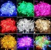 Ce RoHS Approved High Voltage Outdoor Waterproof IP44-65 Multiple Color LED Christmas String Light