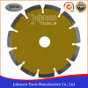 Laser welded saw blade: 150mm asphalt cutting blade