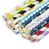 Mix Patterned Jumbo Party Paper Straws