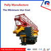 Pully Manufacture Max. 1, 2, 6 Ton Load for Village, Road, Bridge Tunnel Construction Foldable Mobile Tower Crane for Sale in India (MTC20300)