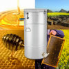 Stainless Steel 2/4 Frame Manual Honey Extractor