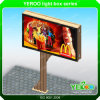 Outdoor Advertising Standing LED Aluminum Scroll Billboard System
