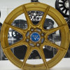 2020 Aluminum Replica 4*100 Alloy Wheel Rims for Honda Fit