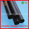 Black Heat Resistant Heavy Duty Shrink Tubing
