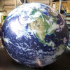 Hot Sale Inflatable Earth Model for Decoration or Education