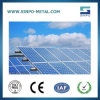 Ground Mounting Aluminum Galvanized Steel Solar Power System