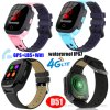 IP67 Waterproof GPS Smart Watch Tracker with Thermometer and Video Call