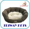 Unique Design Corduroy Deluxe Pet Bed with Soft Cushion