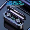 F9 Tws 5.0 Bluetooth Headphone Wireless Earbuds Waterproof 8d Sports Earphones