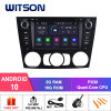 Witson Quad-Core Android 10 Car Radio for BMW Manual Air BMW E90/E91/E92/E93 Vehicle Video Multimedia System