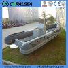 4.2m PVC/Hypalon Inflatable Fiberglass Boat Hsf420