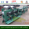 Eight Rolls Rubber Sheet Cooling Machine