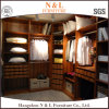 N&L Modern Luxury Wooden Bedroom Furniture Walk in Closet Design