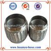 Single Layer Auto Exhaust Flexible Engine Pipe