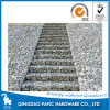 Welded Gabion Fence/Welded Gabion Cages for Stairs