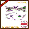 Latest Fashion Flower Pattern Reading Glasses Fr-P1680