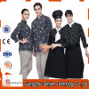 High Quality Fancy Italian Restuarant Chef Uniform of Cotton