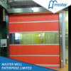 Automatic Flexible High Speed PVC Rolling Door
