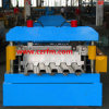 H75 Steel Roofing Floor Deck Roll Forming Machinery
