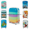 Bw1-026 Colorful Travel Zone Trolley Luggage Carry Bag Boarding Luggage
