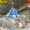 Electric Hydraulic Orange Peel Grapple for Handling Steel Scrap