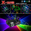 Laser Light Show RGB Animation Multicolor for Club, DJ