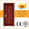 Cheap Safety Iron Main Door Designs (SC-S093)