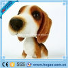 Resin Crafts Puppy Dog Bobble Head Statue Pup