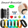 Smart Bracelet with Heart Rate Monitoring and Bluetooth 4.0