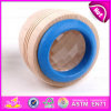 Colorful Mini Wooden Toys for Children Magical Kaleidoscope Bee Eye Effect W01A119