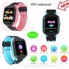 IP67 Waterproof Kids GPS Watch Tracker with Sos Button Y15