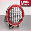 185W Round CREE LED Driving Light for Jeep, ATV, UTV, Truck, 4X4 off Road