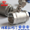 Korean Stainless Steel 2PC Ball Valve (600PSI)