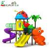 Large Plastic Outdoor Water Slide Park Children Water Amusement Park Outdoor Playground Equipment for Kids