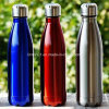 Bottle Shape Double Wall Insulated Vacuum Stainless Steel Water Bottle