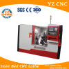 Slant Bed CNC Lathe Machine with Power Head Servo Spindle