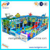 Indoor Playground Type and Inflaming Retarding PVC Net with High Density Sponge, Plastic Playground Material Baby Soft Play Area