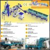 40 Ton Capacity Hot Mix Mobile Asphalt Plant