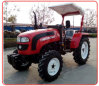 Hot Sell 2016 404 Tractor with Cabin Fit with Front End Loader& Backhoe