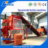 Wante Machinery Wt2-10 Latest Design Interlocking Brick Machine