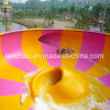 Fiberglass Big Bowl Water Slide for Aquatic Park