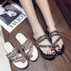 China Factory Trendy Women Sandals