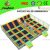 2014 New Safe CE Jumping Bed Trampoline