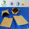 Custom Made Brown White Carbon Coated Kraft Paper Fruit Bags for Mango Growing Protection