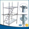 Q345 Q235A B 3.2-3.25mm Thickness Ringlock Scaffold Layher System