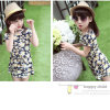 Best Seller Lovely Girls Summer Flower Dresses