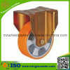Industrial Rigid Caster with Polyurethane Wheel