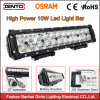 12/24V High Power 10W CREE Driving LED Light Bar for Vehicle