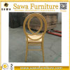 High Quality Wholesale Gold Wood Phoenix Round Relaxing Chair